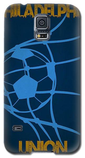 Philadelphia Union Goal Galaxy S5 Case by Joe Hamilton