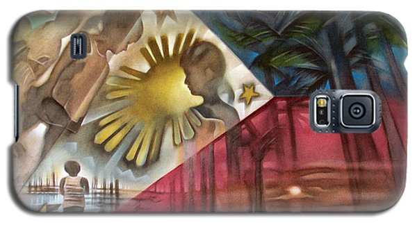 Philippine Flag 2006 Galaxy S5 Case