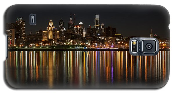 Philly Night Galaxy S5 Case