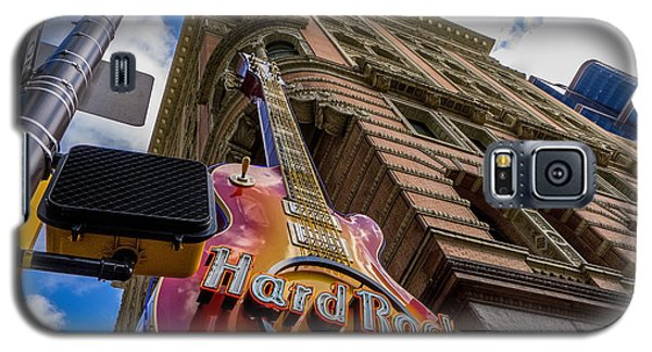 Galaxy S5 Case featuring the photograph Philly Rocks Hard by Glenn DiPaola