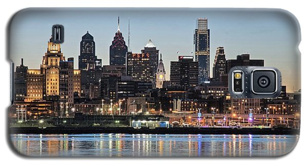 Philly Sunset Galaxy S5 Case