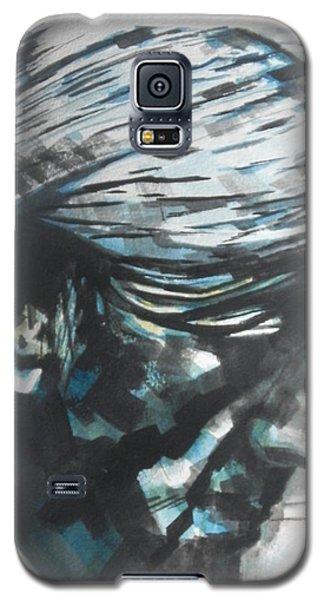 Philospher Jiddu Krishnamurti Galaxy S5 Case