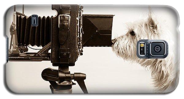 Pho Dog Grapher Galaxy S5 Case