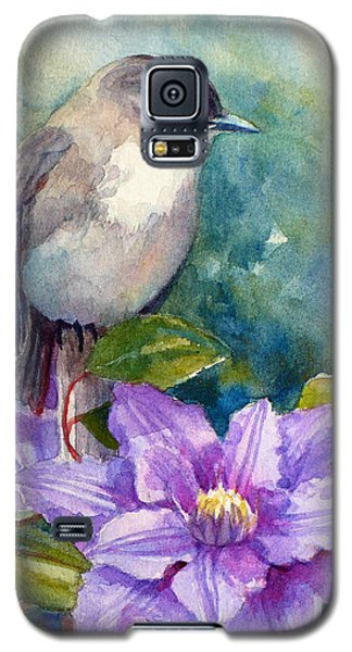Phoebe And Clematis Galaxy S5 Case