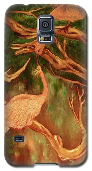 Phoenix-dares To Love Again Galaxy S5 Case