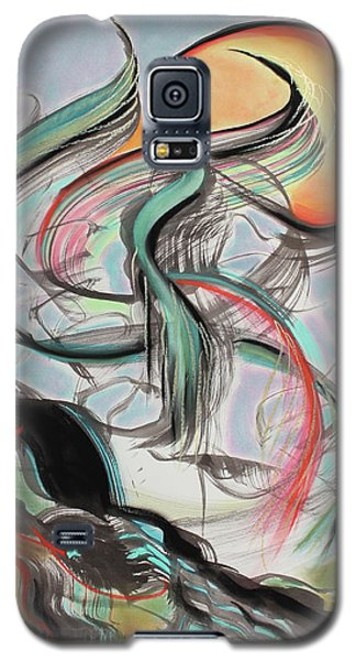 Phoenix Rising Galaxy S5 Case