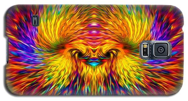Phoenix Rising  Galaxy S5 Case