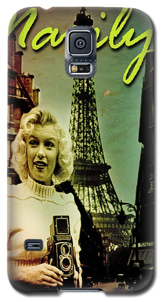 Photographer Marilyn Galaxy S5 Case