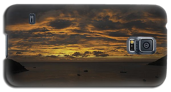 Phuket Sunset Galaxy S5 Case by Alex Dudley