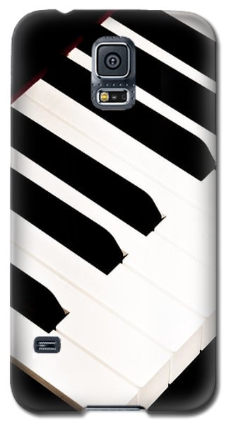 Piano Galaxy S5 Case