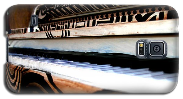 Piano In The Dark - Music By Diana Sainz Galaxy S5 Case