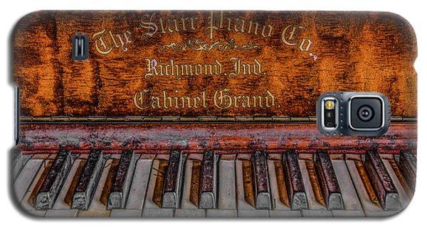 Piano Keys #1 Galaxy S5 Case