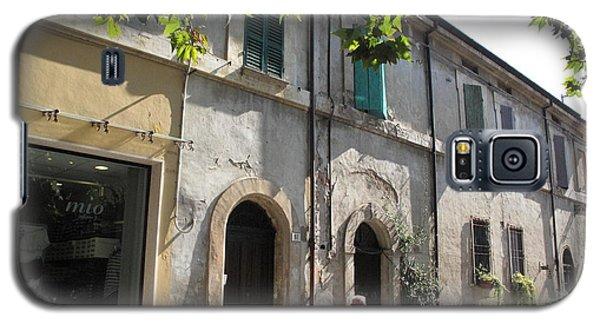 Piazza Garibaldi Cervia Ra Italia Galaxy S5 Case