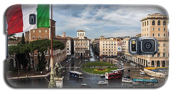 Piazza Venezia Galaxy S5 Case