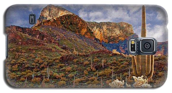 Picacho Peak Galaxy S5 Case