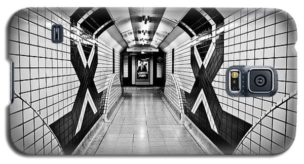 Piccadilly Circus Subway Galaxy S5 Case