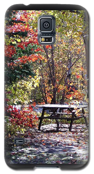 Picnic Memories Galaxy S5 Case
