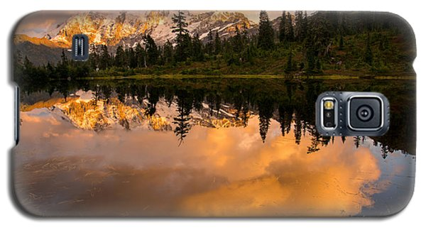 Picture Lake 1 Galaxy S5 Case
