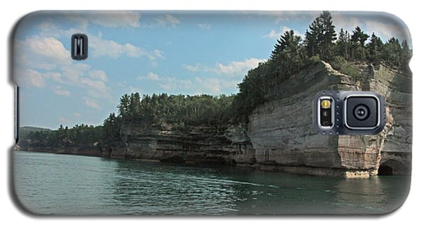 Pictured Rocks Battleship Formation Galaxy S5 Case by Bill Woodstock