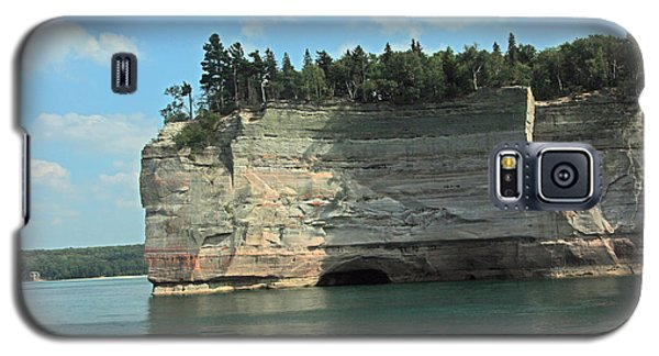 Pictured Rocks Battleship Formation Side View Galaxy S5 Case