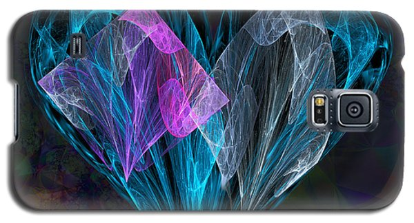 Piece Of My Heart Galaxy S5 Case by Ursula Freer