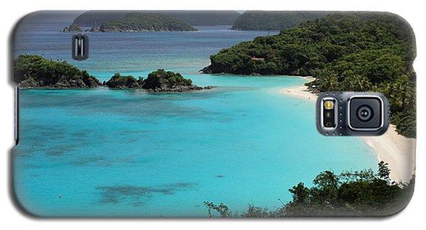 Piece Of Paradise Galaxy S5 Case