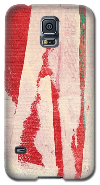 Galaxy S5 Case featuring the painting Pieces Of The Puzzle C2013 by Paul Ashby