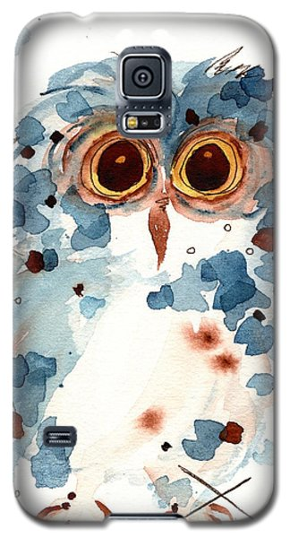 Pier 1 Owl Galaxy S5 Case