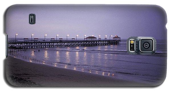 Pier At Dusk Galaxy S5 Case