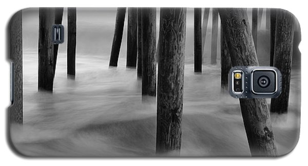 Pier Pressure Galaxy S5 Case by Paul Noble
