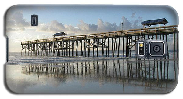 Pier Reflection Galaxy S5 Case