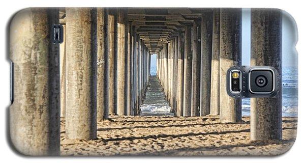 Pier Galaxy S5 Case by Tammy Espino
