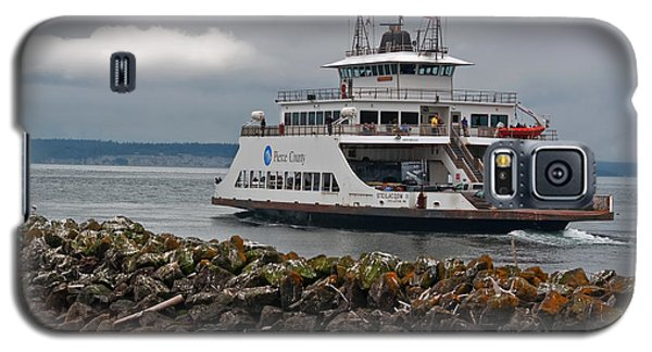 Pierce County Washington Ferry Galaxy S5 Case