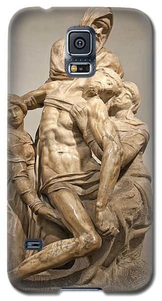 Pieta By Michelangelo Galaxy S5 Case by Melany Sarafis