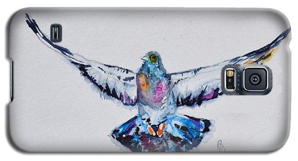Pigeon In Flight Galaxy S5 Case