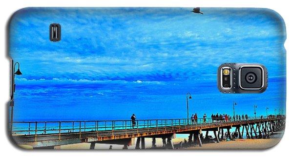 Pigeon Pier - Glenelg Beach - Australia Galaxy S5 Case