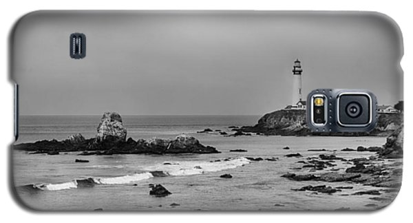 Pigeon Point - Black And White Galaxy S5 Case