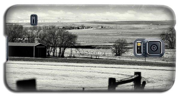 Pikes Peak From Ramah Galaxy S5 Case by Clarice  Lakota