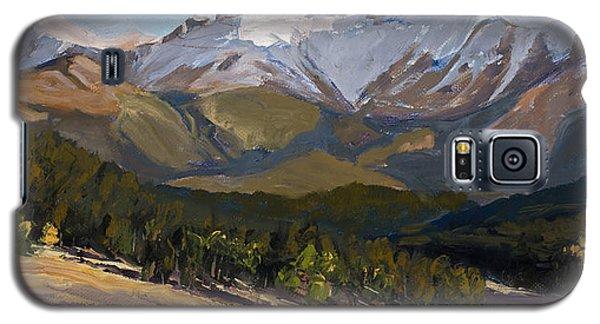 Pikes Peak Panoramic Galaxy S5 Case
