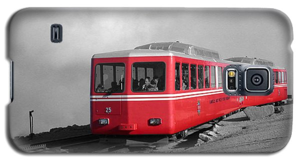 Pikes Peak Train Galaxy S5 Case