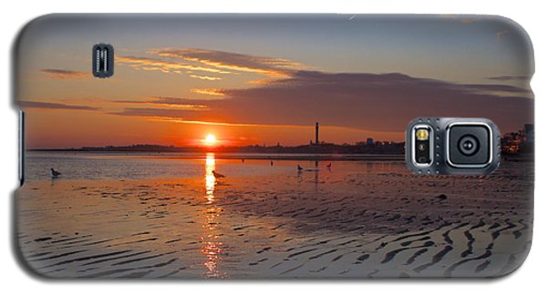 Pilgrim Monument Galaxy S5 Case by Amazing Jules