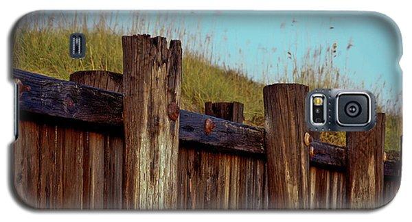 Pilings Folly Beach Sc Galaxy S5 Case
