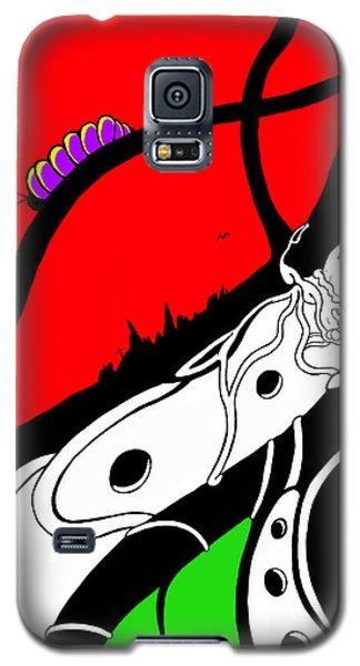 Pillar Of Hope Galaxy S5 Case