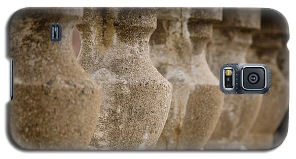 Galaxy S5 Case featuring the photograph Pillars by Courtney Webster