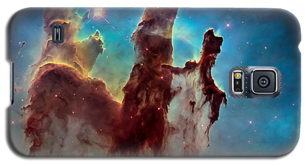 Pillars Of Creation In High Definition Cropped Galaxy S5 Case