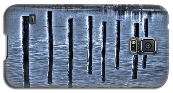 pillars on the Bay Galaxy S5 Case