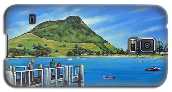Pilot Bay Mt Maunganui 201214 Galaxy S5 Case
