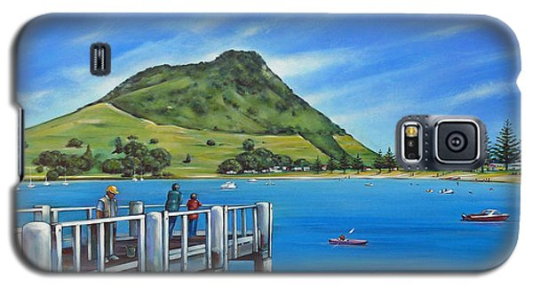 Pilot Bay Mt Maunganui 201214 Galaxy S5 Case