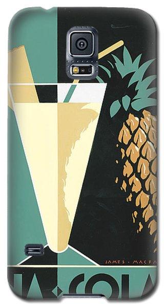 Pina Colada Galaxy S5 Case by Brian James