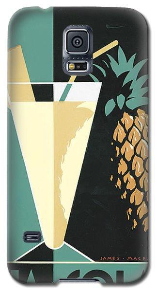 Pina Colada Galaxy S5 Case